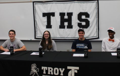 Students Commit to Play College Sports