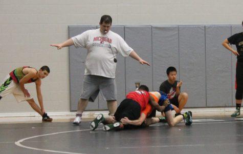 Wrestling Team Gets New Coach