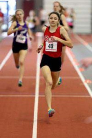 Indoor Track Wins First in Several Events
