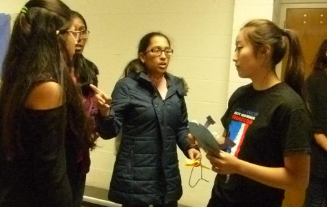 French Club Hosts a Halloween Event