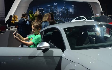 Auto Show Opens in Detroit