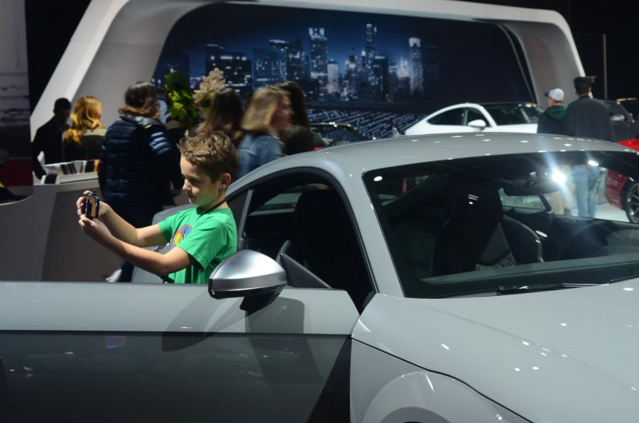 Auto Show Opens in Detroit