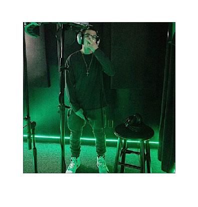A Rapper in the Making
