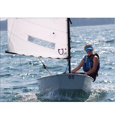 Sailing the Optimist