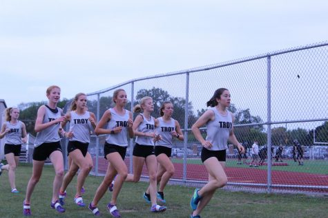 Cross Country Makes a Comeback