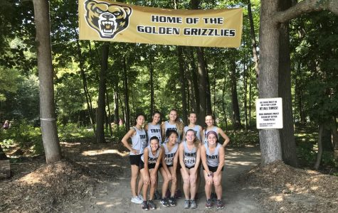 Boys, Girls Cross Country Teams Place in the First Meet of the Season