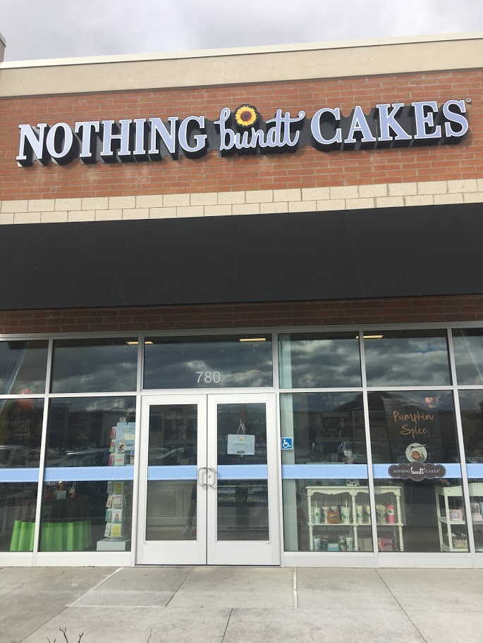 The Nothing Bundt Cakes' Troy location on 780 E. Big Beaver.