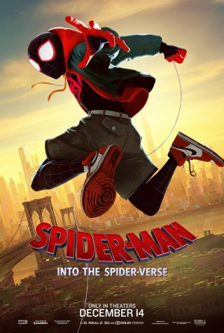 Spider-man: Into the Spider-Verse Movie Review