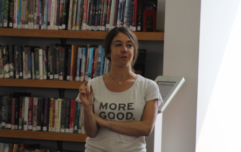 Mary Latham Stops by, Bringing More Good Vibes