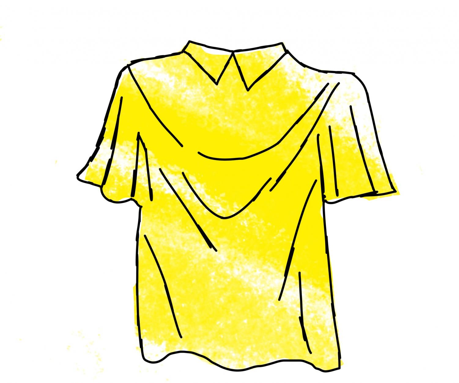 When we see the safe eds we also think of the yellow shirt so the picture that everyone would know.