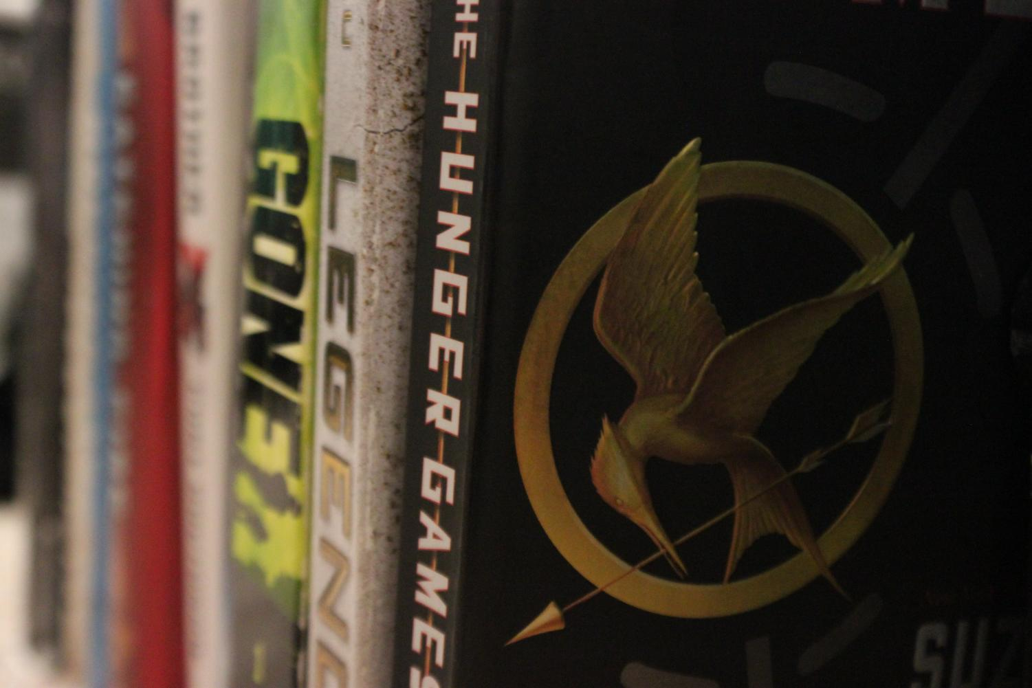 Dystopian novels have become incredibly popular amongst young adult readers.