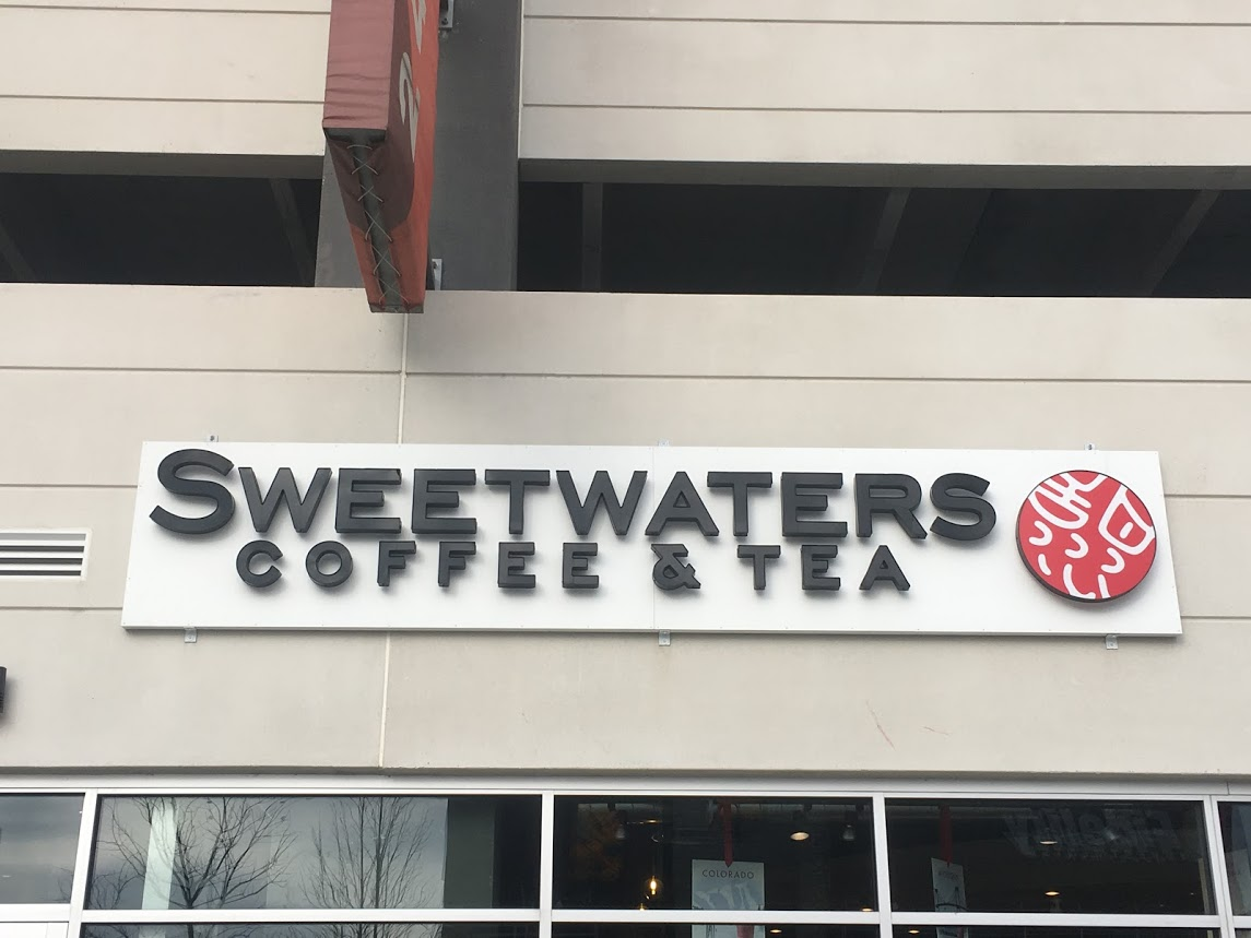 Sweetwaters Coffee and Tea's new location at Troy's City Center had its grand opening on June 14th, 2019.