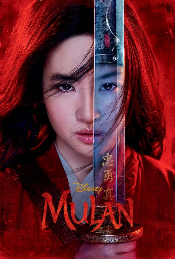 "The official poster for ""Mulan"" (2020). PUBLIC DOMAIN."